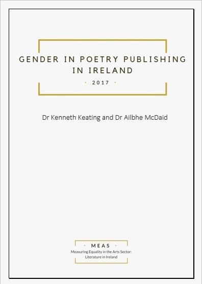 2017 Gender in poetry publishing in Ireland