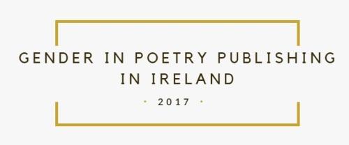 gender poetry publishing 2017