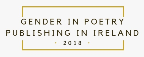 Gender poetry publishing 2018
