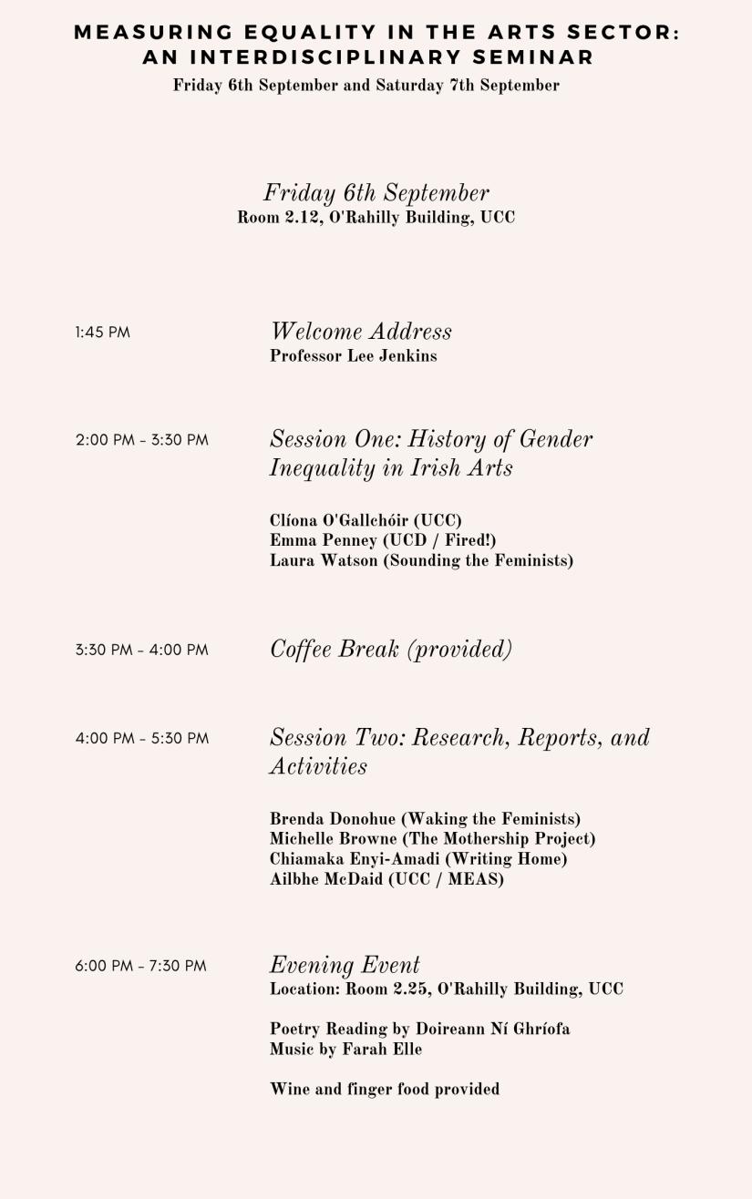 MEAS schedule